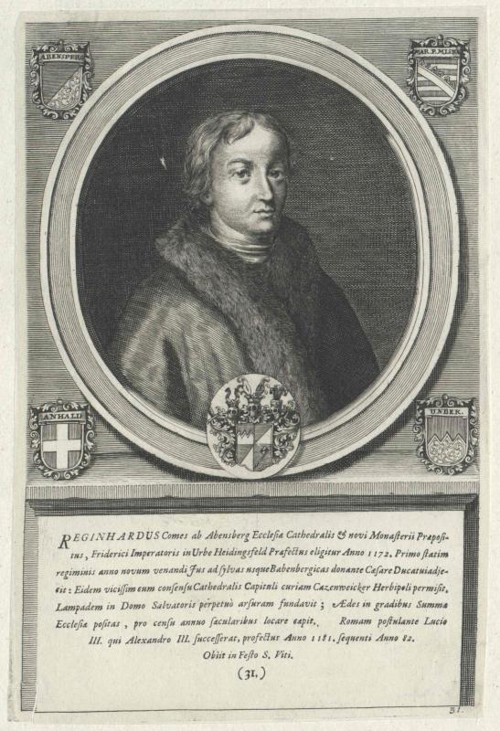 Abenberg, Reginhard Graf von