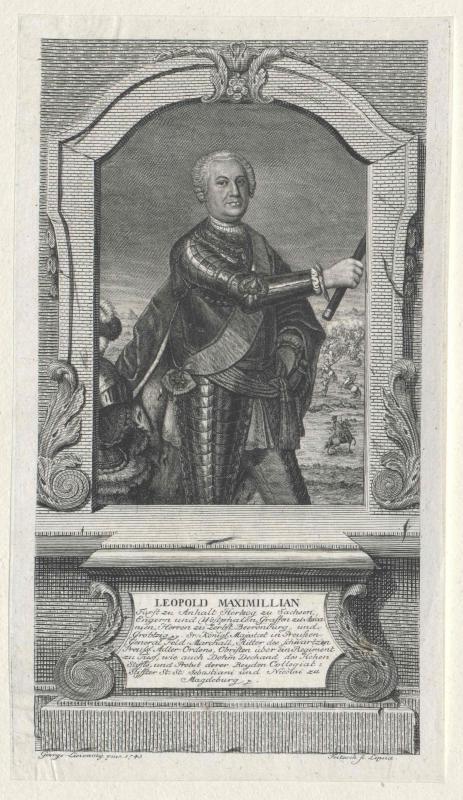 Anhalt-Dessau, Leopold Fürst