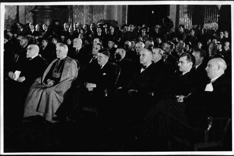 100 Jahre Akademie der Wissenschaften in Wien
