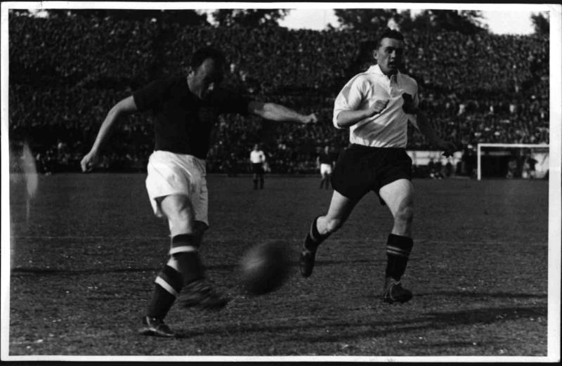 Fußball-Länderkampf Österreich - Ungarn 3:2