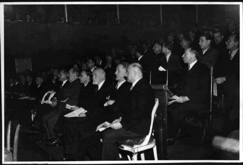 40Jahr-Feier Volksbildungsverein Margareten