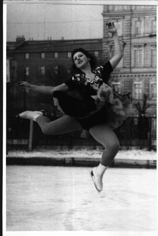 Österreichische Eiskunstlaufmeisterschaften 1949 in Graz
