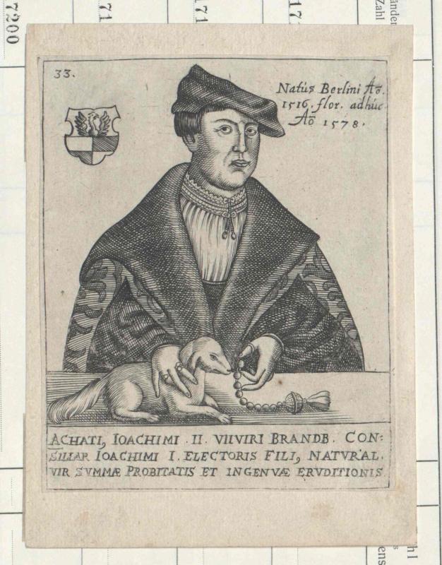 Achatius von Brandenburg