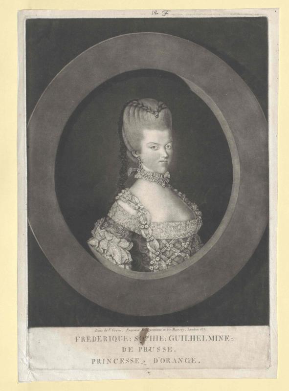 Wilhelmine, Prinzessin von Preußen