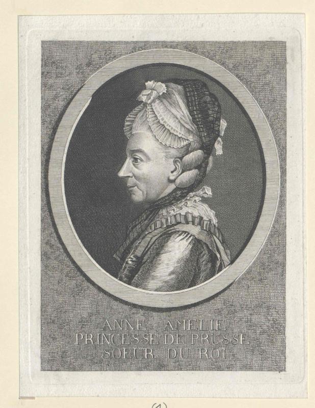 Amalie, Prinzessin von Preussen