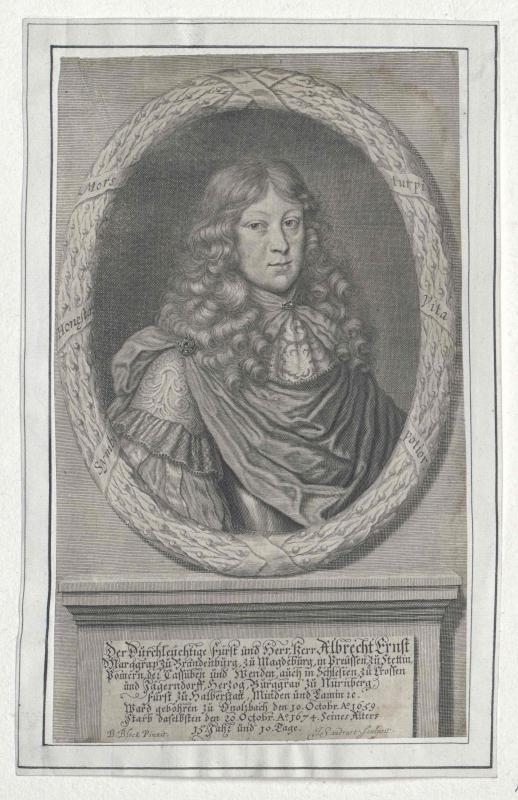 Albrecht Ernst, Markgraf von Brandenburg