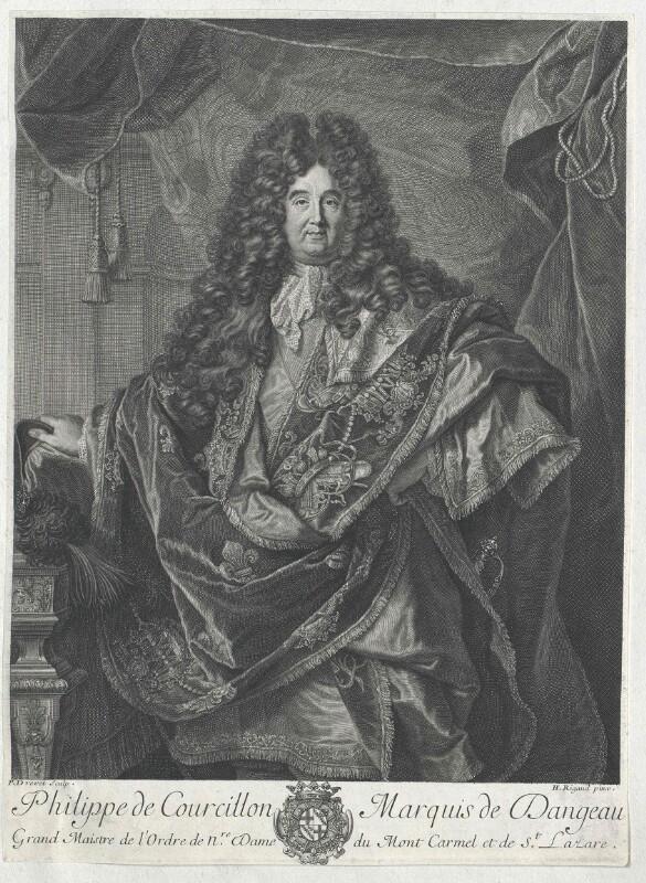 Courcillon, Marquis de Dangeau, Philippe de