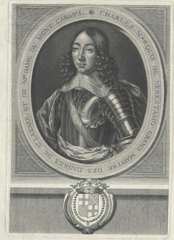 Nérestang, Charles Marquis de