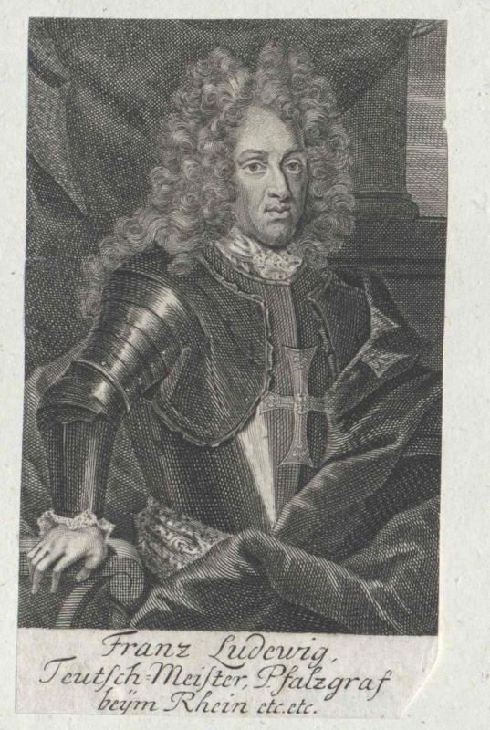Franz Ludwig, Pfalzgraf von Neuburg Kurfürst von Mainz