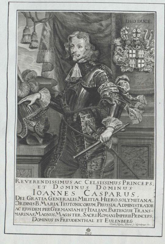 Ampringen, Johann Kaspar von