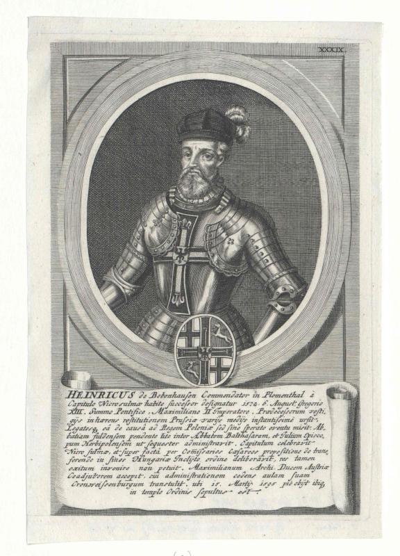 Bobenhausen, Heinrich von