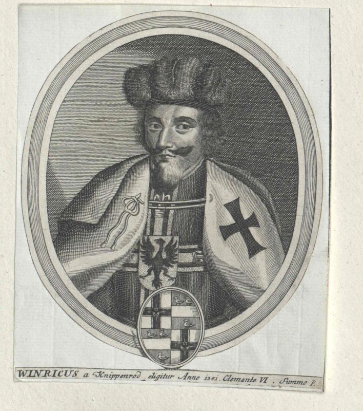 Winrich von Kniprode