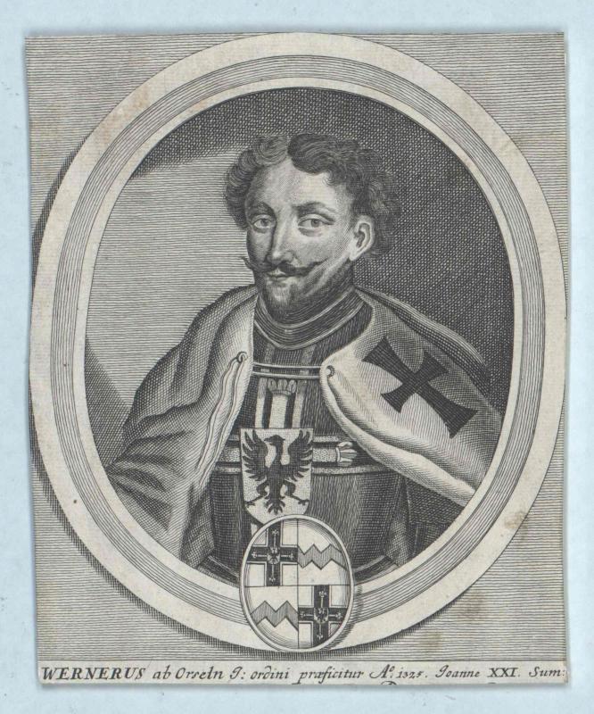 Werner von Orseln