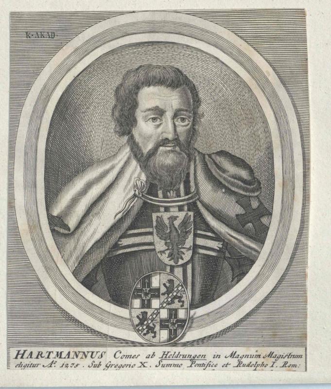 Hartmann von Heldrungen