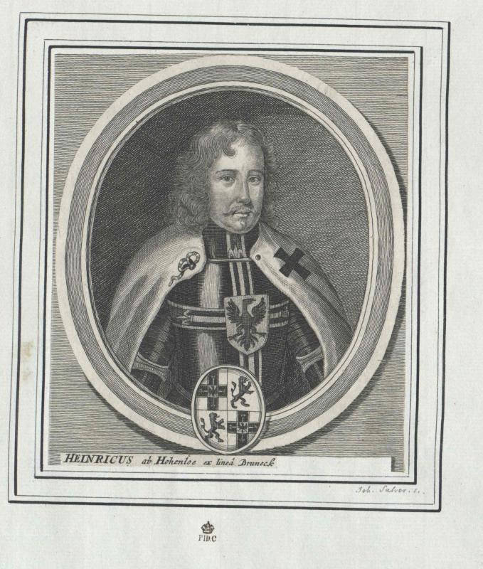 Heinrich von Hohenlohe
