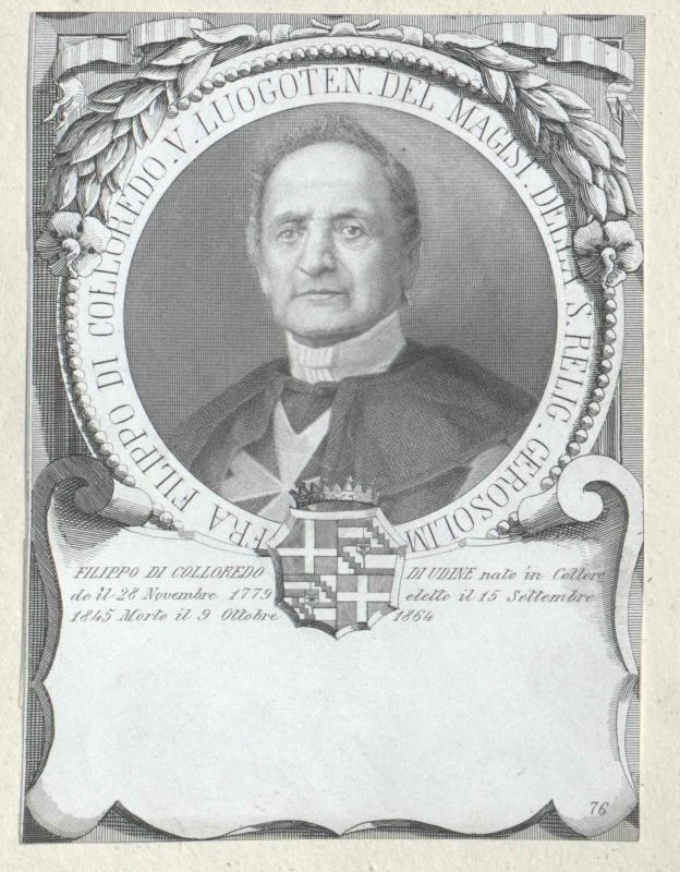 Colloredo-Mels, Philipp Graf von