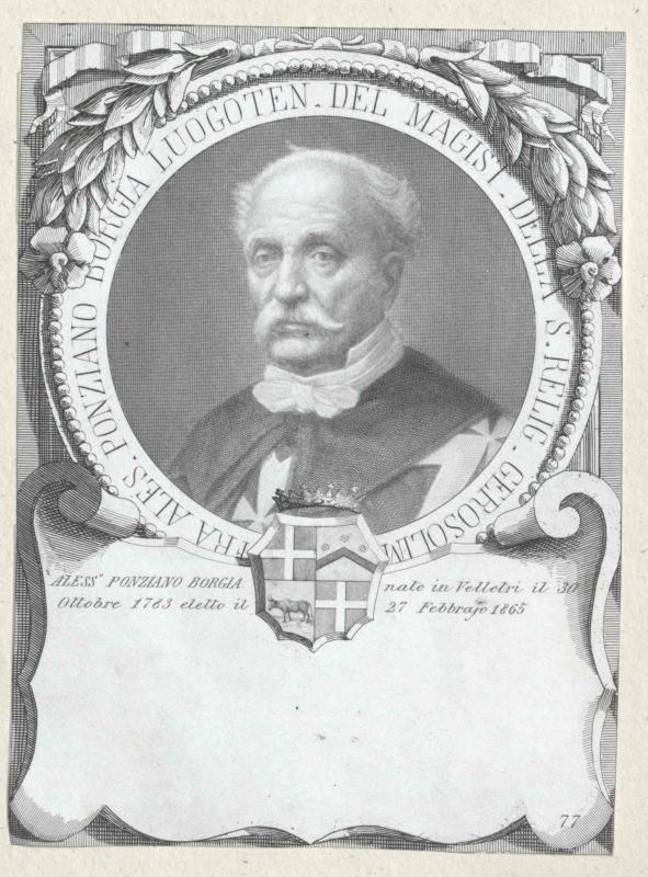 Borgia, Alessandro