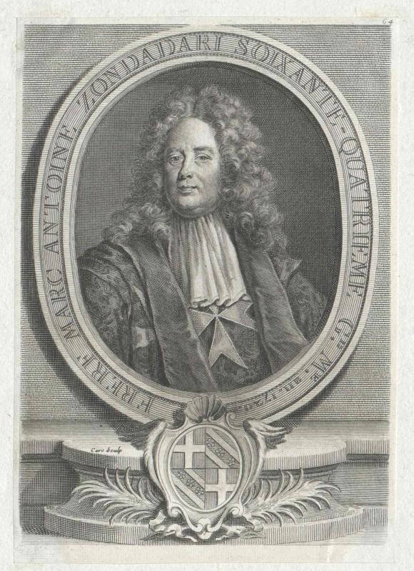 Zondadari, Marco Antonio
