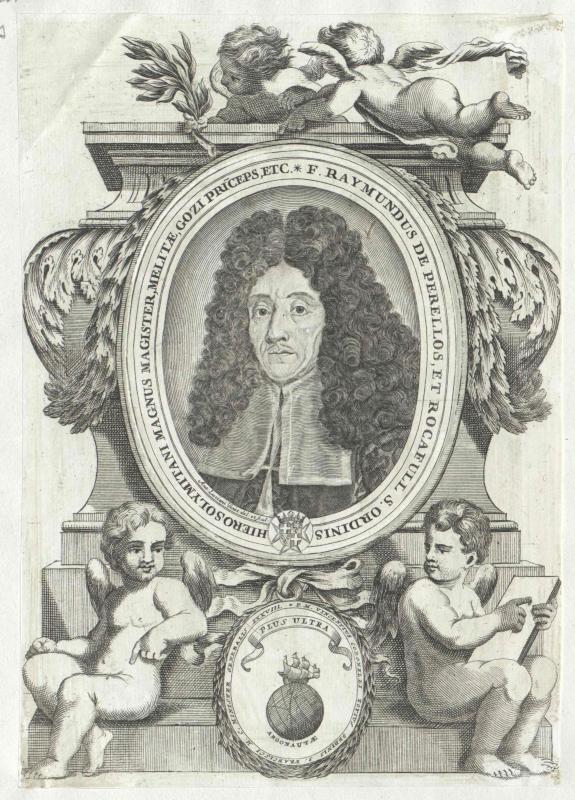 Perellos y Roccafull, Ramon