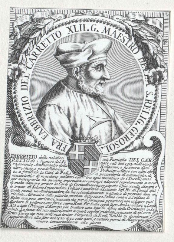 Carretto, Fabrizio del
