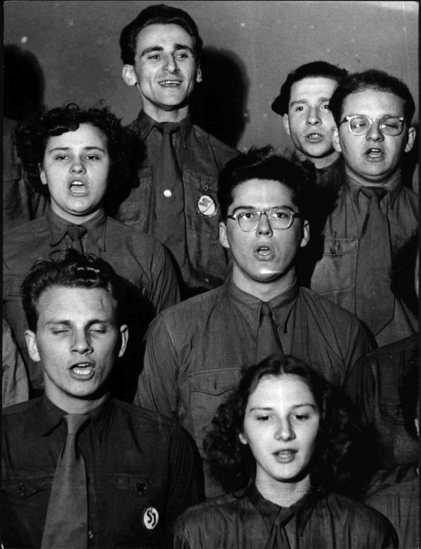 Chor der Roten Falken