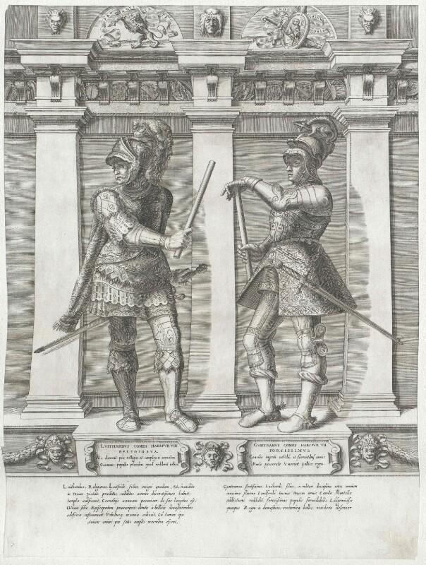 Guntram der Tapfere, Graf von Habsburg