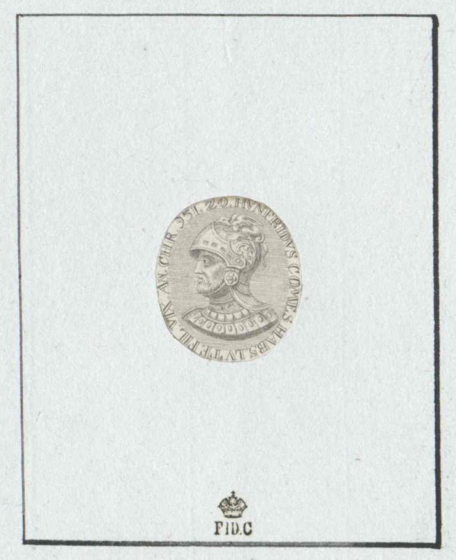 Hunifried, Graf von Habsburg