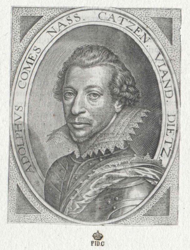 Adolf, Graf von Nassau-Siegen