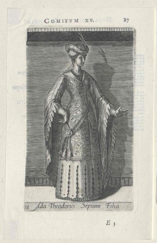 Ada, Gräfin von Holland