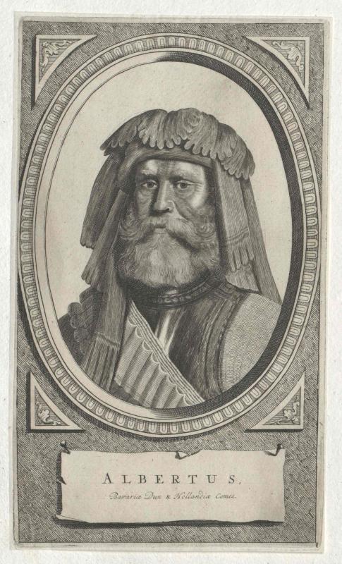 Albrecht I., Herzog von Bayern