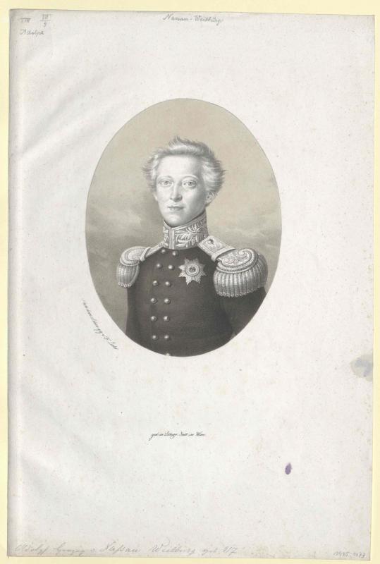 Adolf I., Großherzog von Luxemburg Herzog von Nassau