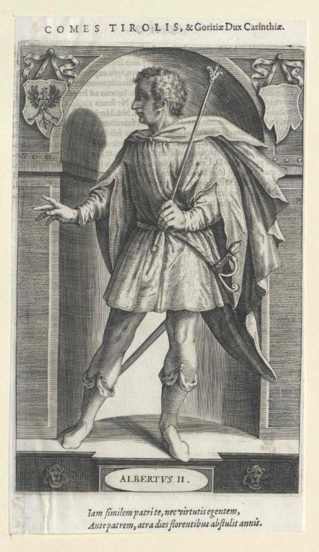 Albert III., Graf von Tirol