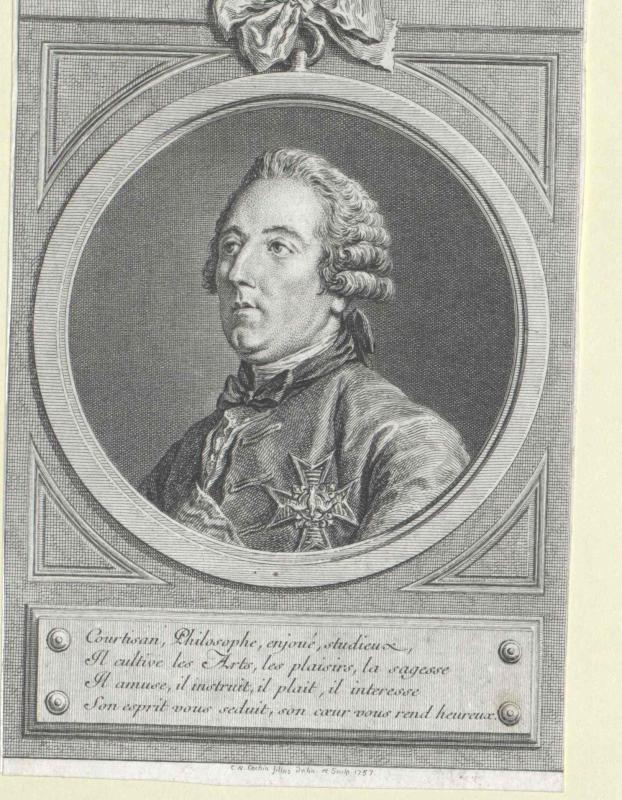Lavallière, Louis César Duc de