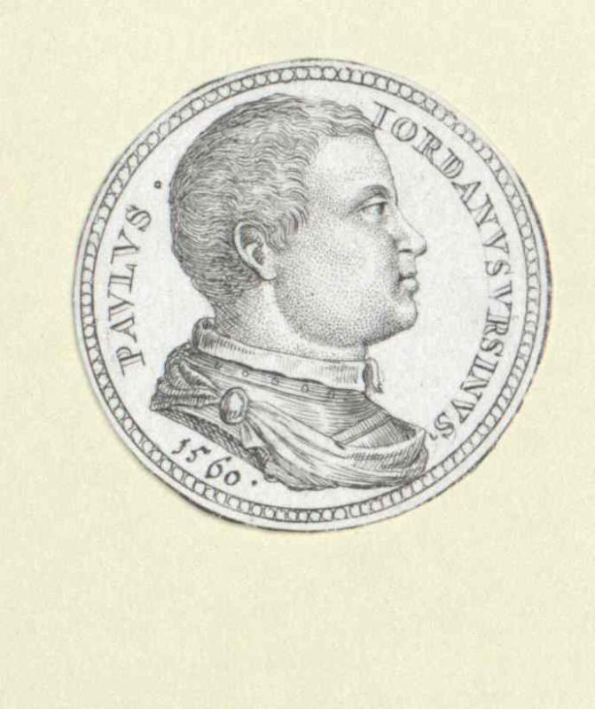Ursini, Paolo Giordano Herzog von Bracciano