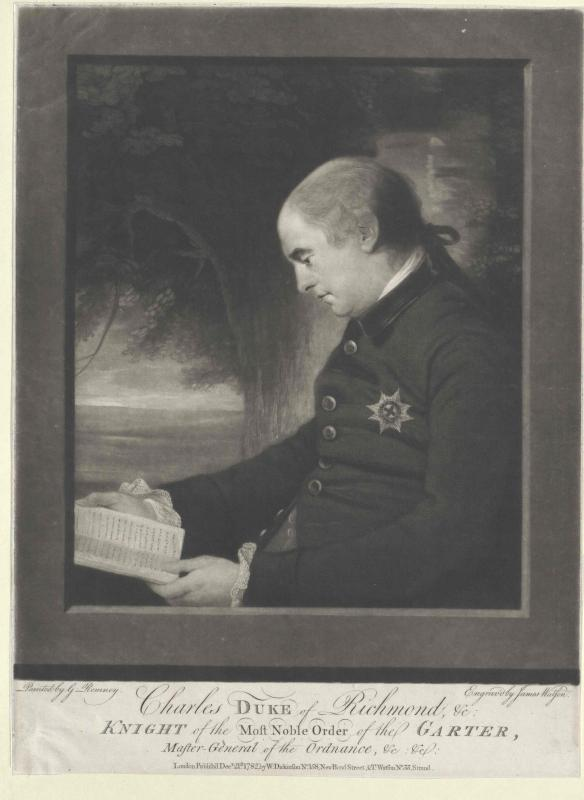 Richmond, Charles Lennox Duke of