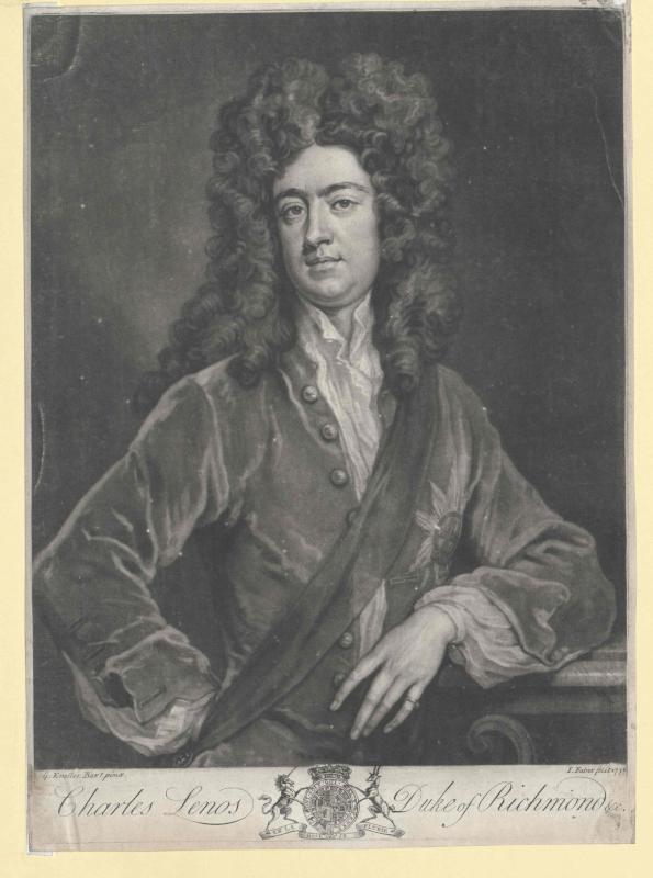 Lennox, Charles Duke of Richmond and Lennox