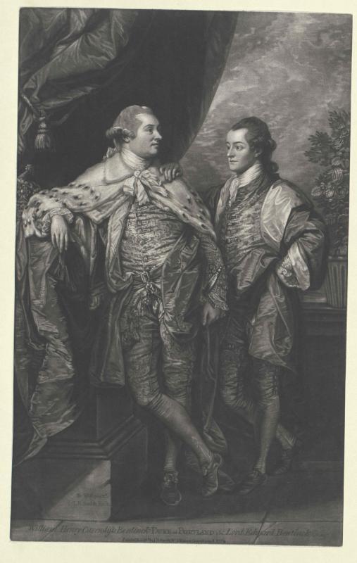 Portland, William Henry Cavendish Duke of