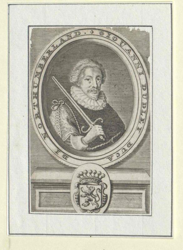 Northumberland, John Duke of
