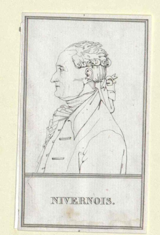 Nivernois, Louis Jules Duc de