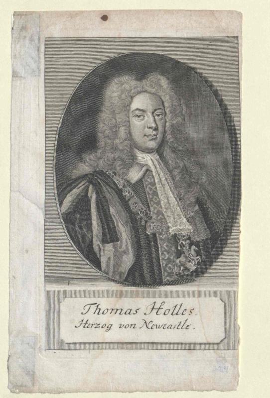 Newcastle, Thomas Pelham-Holles Duke of
