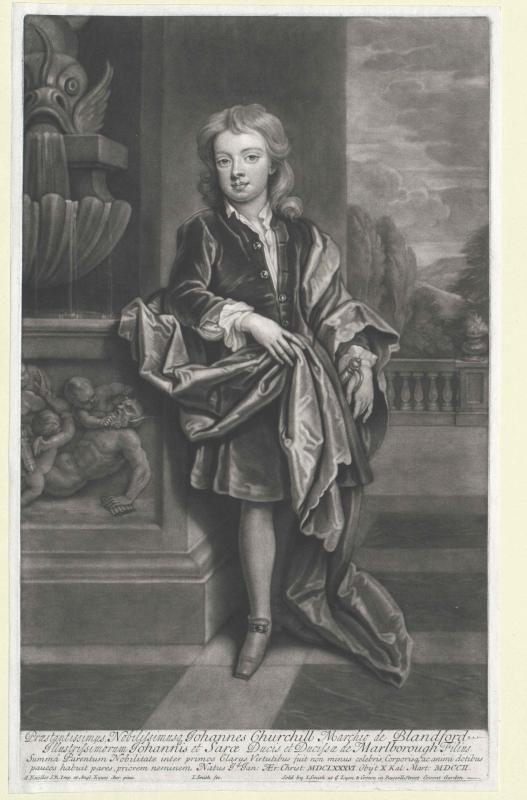 Blandford, John Churchill Marquess of