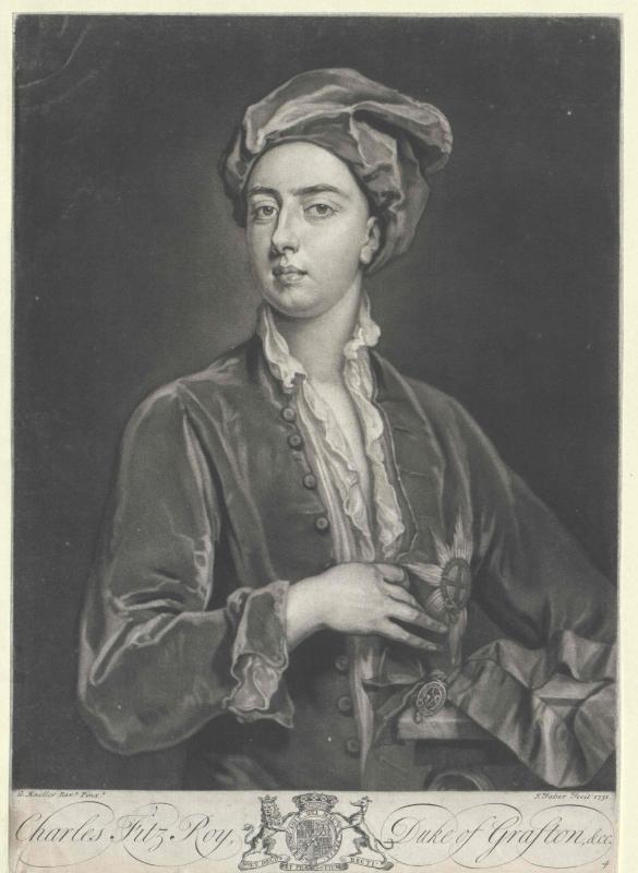 Grafton, Charles Fitzroy Duke