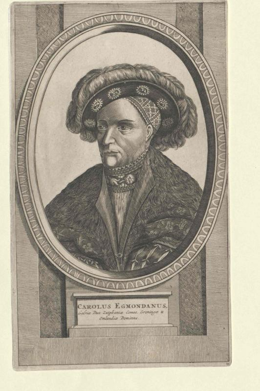Egmond, Karel van