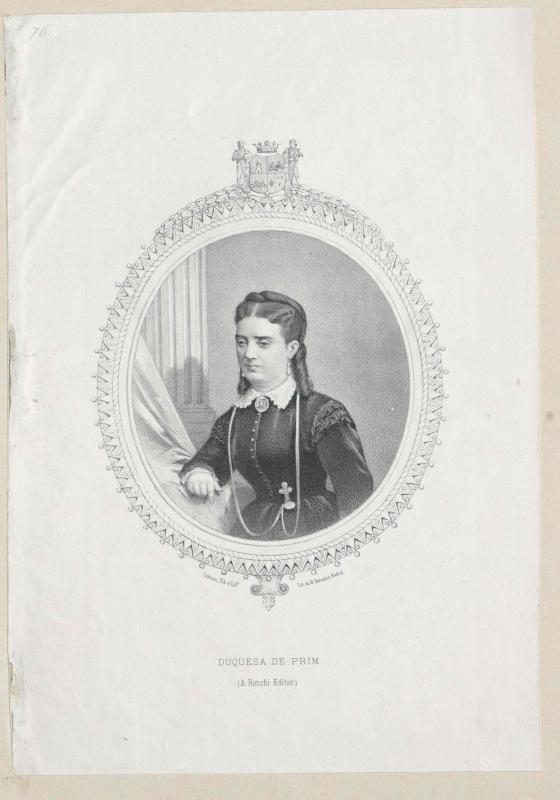 Agüero y González, Duquesa de Prim, Francisca