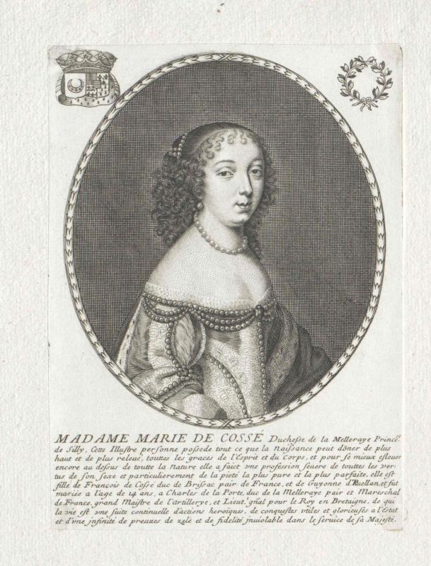 Cossé de Brissac, Marie de