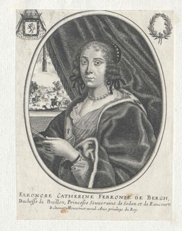 Berg s'-Heerenberg, Leonora Katharina Febronia Gräfin von