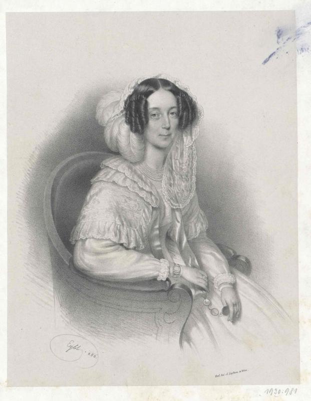 Lobkowitz, Eleonore Prinzessin von (1795-1876)