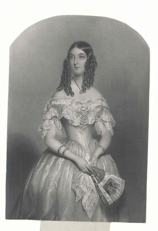 Child-Villiers, Lady Sarah Frederica Caroline (1822-1853)