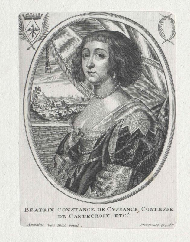 Cusance, Baronne de Belvoir, Béatrice de