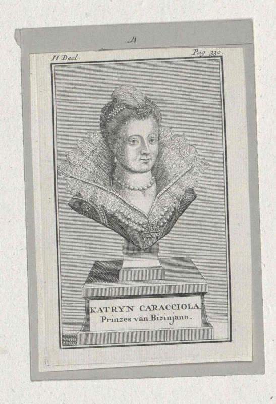 Caracciolo, Caterina